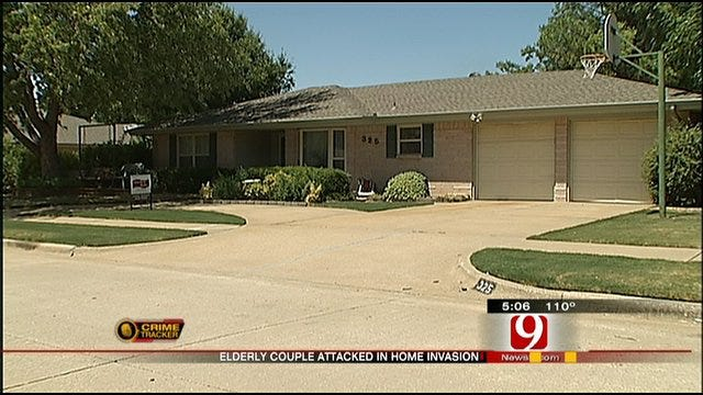 Elderly Couple Attacked In OKC Home Invasion