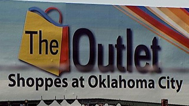 New OKC Outlet Mall Opens Friday