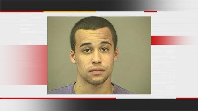 Edmond Man Wrestles Burglary Suspect To The Ground