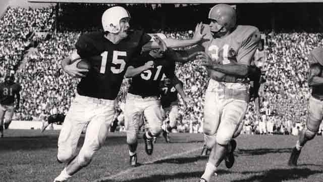 Legendary Sooner Quarterback Jimmy Harris Dies
