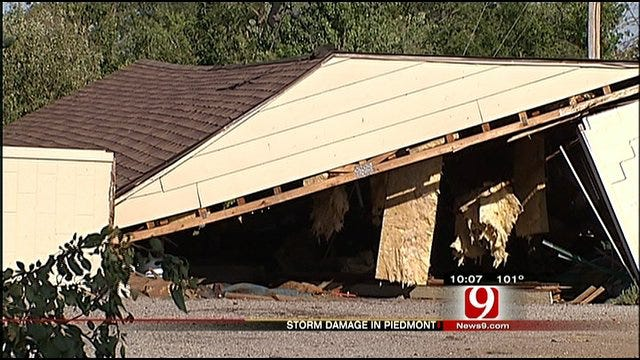 Piedmont Residents Recover From Storm Damage