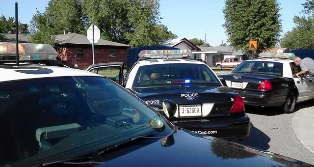 UPDATE: Hours-Long Standoff In OKC Ends In Arrest Of Suspect