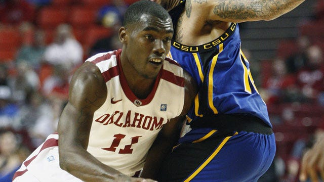 OU Guard Calvin Newell To Transfer