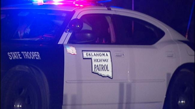 Crash In Kingfisher County Kills Two