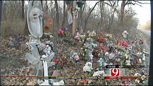 Family, Friends React To Charges In Weleetka Murder Case
