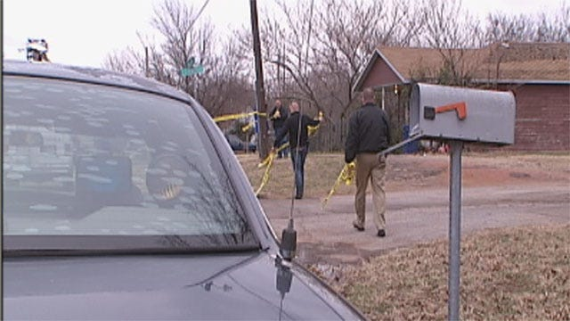 Police Investigate Homicide After Body Found In Guthrie Home