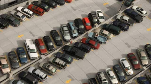 City Council Addresses Parking Problem In Downtown OKC