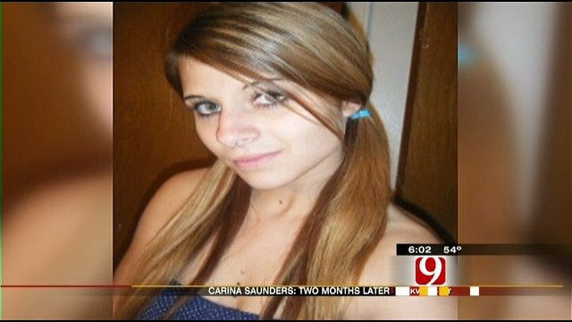 Investigators Say They Are Confident In Solving Carina Saunders' Murder