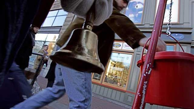 Salvation Army Bell Ringer Accused Of Stealing Red Kettle