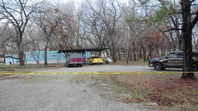 Garvin County Deputies Find Dead Man, Woman Inside Home