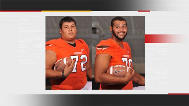 Two OSU Football Players Charged With Possession Of Drug Paraphernalia
