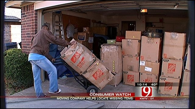 Consumer Watch Update: Metro Mom Finds Belongings Two Months After Move