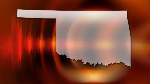 Earthquake Hits Near Choctaw