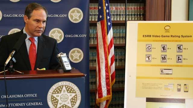 Oklahoma AG Offers Tips When Buying Video Games For Kids