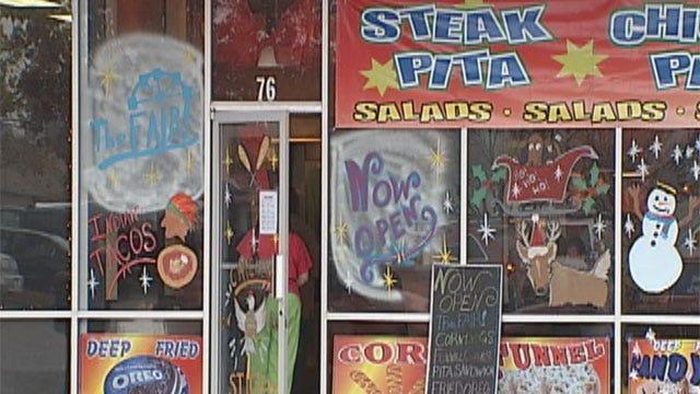 Edmond Restaurant Offers Favorite Fair Foods All Year Long