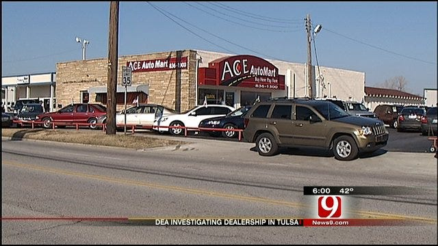 Feds Investigate Tulsa Auto Dealership For Terrorist Involvement