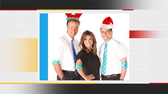 Give Blood This Holiday At News 9