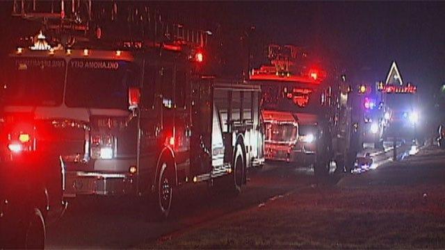 Smoke Detectors Help OKC Family Escape House Fire