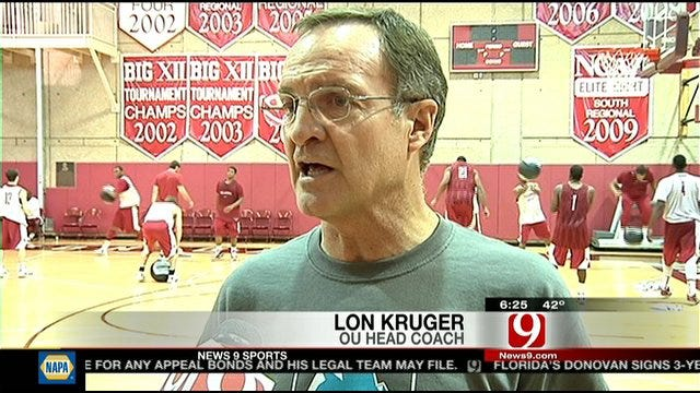Sooners Preparing For Houston, Conference Play