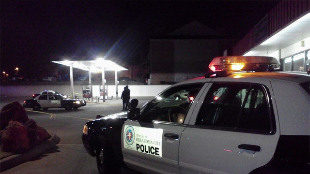 Police Investigate Northwest OKC Shooting