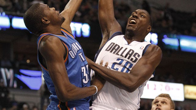 Oklahoma City Cruises Past Dallas Mavericks In Preseason Opener