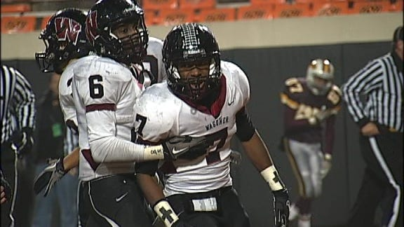 Wagoner's Kevin Peterson Commits To The Sooners