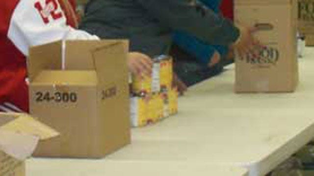 City Rescue Mission To Give Away Christmas Food Boxes In OKC