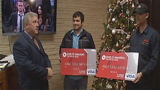 News 9, OBI Host Holiday Blood Drive Monday