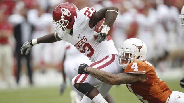 Oklahoma Sooners Grant Release To Brandon Williams