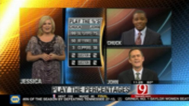 Play the Percentages: Dec. 19, 2011