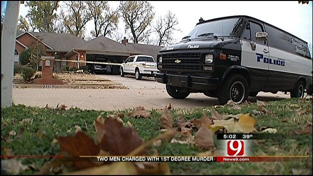 Pair Charged With Murder In Death Of Norman Man