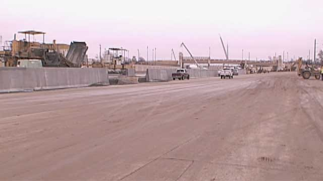 I-40 Crosstown Lanes Expected To Open In January