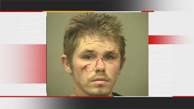 Suspect Scratched, Winded While Trying To Outrun Edmond Police