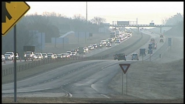 Westbound I-40 In Midwest City Reopens After Accident