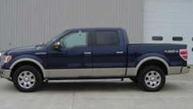 Cushing Police Seek Stolen Truck Filled With Christmas Hams