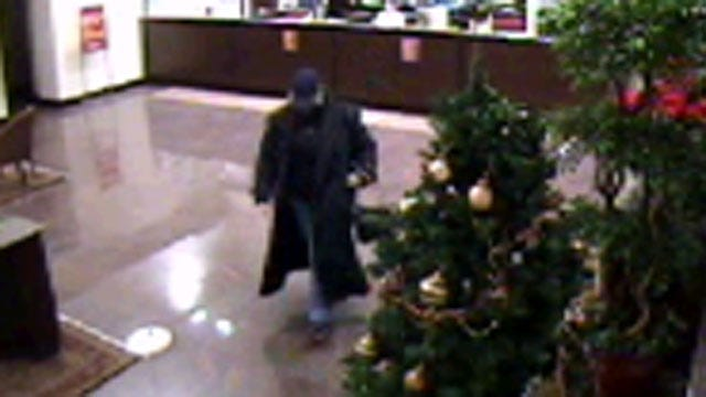 FBI Investigates Bethany Bank Robbery