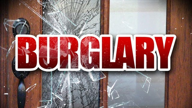 Del City Police Catch Burglary Suspects, Still Searching For Stolen Weapon