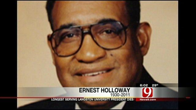Former Langston University President Dies
