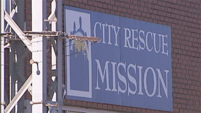 City Rescue Mission Works To Reduce Crime Rates