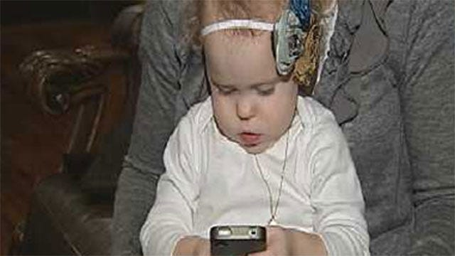 'Tech-Savvy' Toddler Downloads Pricey Apps On Parents' IPhone