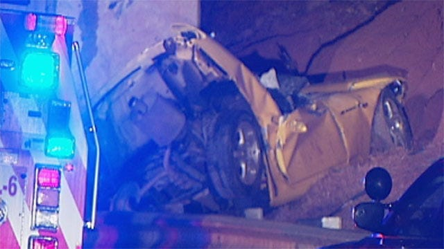 Witness Recalls High-Speed Crash That Killed Tinker Airmen