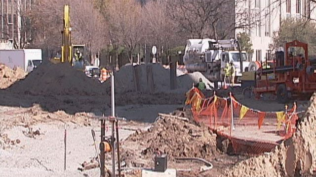 Construction Mistake Cuts Off Water In Downtown OKC