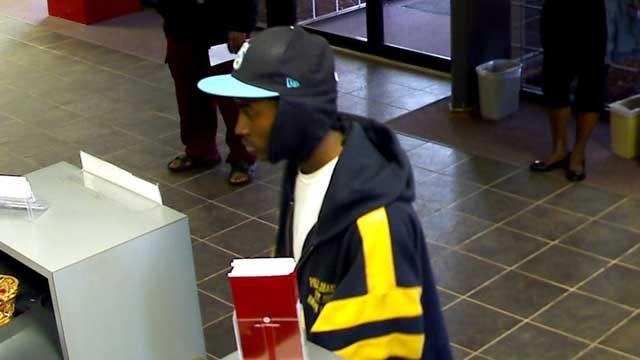 FBI Seek Man Who Robbed OKC Bank