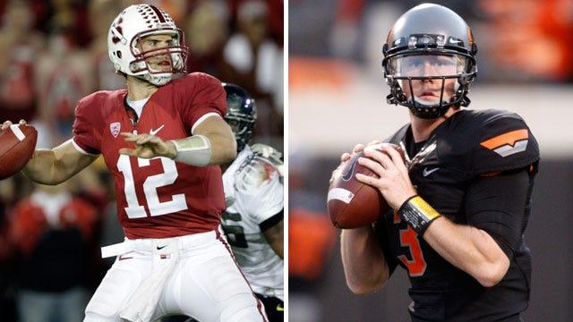Vitals: Stanford Cardinal vs. Oklahoma State Cowboys