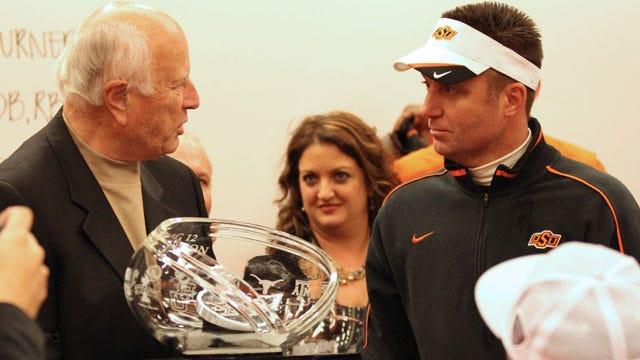 Cowboys To Take On Stanford In Fiesta Bowl