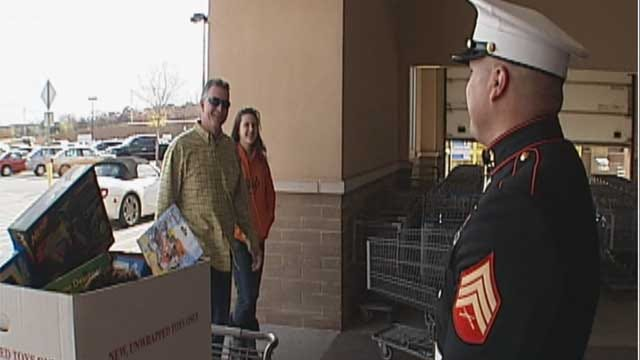Donations Needed In Oklahoma For Marines Toys For Tots Campaign