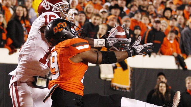 Oklahoma State Cowboys Make Case For National Championship Game