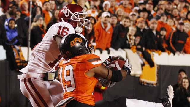 Oklahoma State No. 3, OU No. 19 In Newest Polls