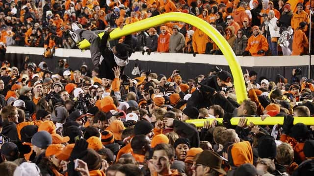 OSU Finishes No. 3 In BCS, Narrowly Misses Title Game