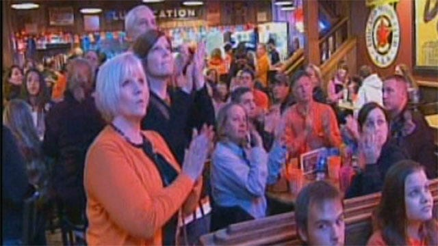 Stillwater Cowboys Fans Disappointed At OSU's BCS Ranking